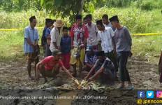 Ngebor Tanah Bukan Muncul Air Malah Gas yang Mudah Terbakar - JPNN.com