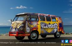 Kelahiran Kembali Mikrobus Ikonik Volkswagen di Woodstock 1969 - JPNN.com