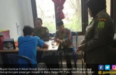 Pak Bupati Ceramahi Mahasiswa yang Bawa Perempuan di Kamar Sewaan - JPNN.com