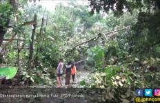 Puting Beliung dan Angin Kencang 30 Menit, Puluhan Rumah Rusak - JPNN.com