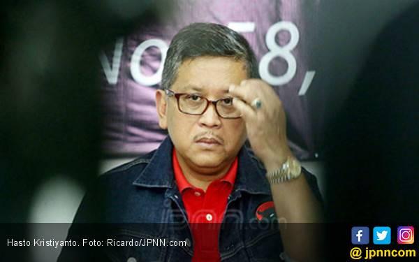 Respons Hasto PDIP untuk Sindiran Surya Paloh soal Partai Sok Pancasilais - JPNN.com