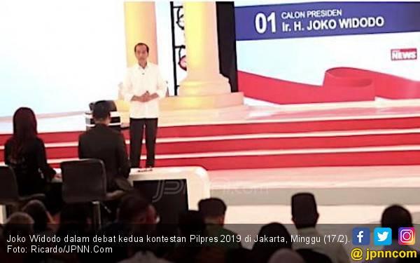 Janji Jokowi soal Pembangunan Infrastruktur - JPNN.com