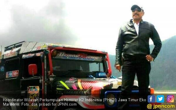 Pentolan Honorer K2 Kembali Tuntut MenPAN-RB Diganti - JPNN.com