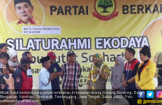 Petani Tembakau Curhat ke Mbak Tutut - JPNN.com