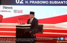 Prabowo: Silakan Anda Tertawa, Tapi Ini Masalah Bangsa - JPNN.com