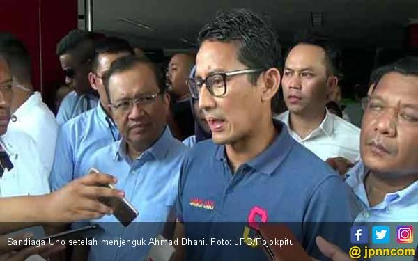 Banggakan Keputusan Berhenti Jadi Wagub DKI, Sandi Sindir Jokowi? - JPNN.com