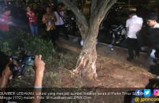 Penjelasan Kapolda soal Ledakan Keras di Parkir Timur SUGBK - JPNN.com