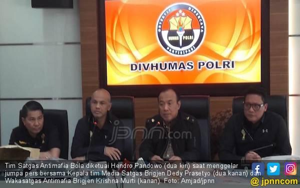 Polisi Dalami Keterkaitan Pengaturan Skor dengan Judi Online - JPNN.com