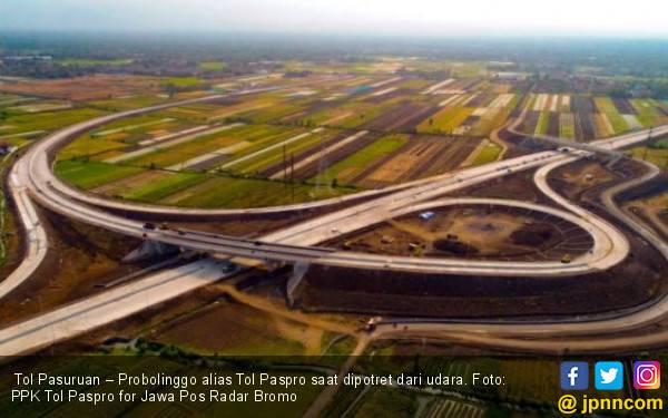 Masa Mudik Lebaran, Tol Pasuruan Probolinggo Sudah Bertarif, Berapa? - JPNN.com