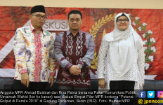 MPR: Golput Pemilu 2019 Tidak Akan Besar - JPNN.com