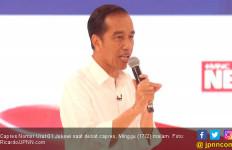 Bantah Pakai Earpiece, Jokowi: Jangan Bikin Isu yang Tidak Bermutu - JPNN.com