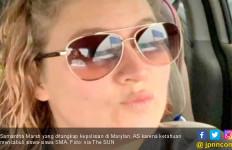 Jadi Perawat di SMA, Mbak Samantha Ketahuan Cabuli Siswa - JPNN.com