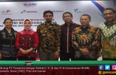Pelindo I - IV Teken SKB Implementasi Sub-Holding Peralatan - JPNN.com