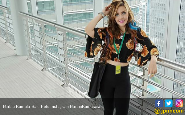 Anak Galih Ginanjar Sakit, Barbie Kumalasari Salahkan Fairuz A Rafiq - JPNN.com