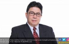 Denny Tewu Optimistis Bisnis e-Commerce Jadi Pasar Masa Depan - JPNN.com