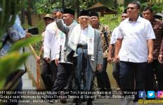 Penjelasan Kiai Ma'ruf soal Jokowi Beber Ribuan Hektare Tanah Prabowo - JPNN.com