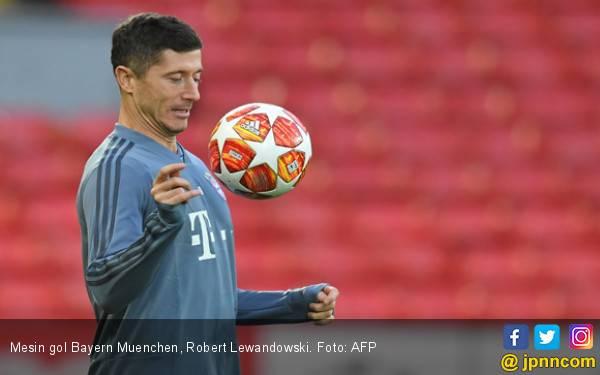 RB Leipzig vs Bayern Muenchen: Tantangan 3 Gol untuk Tamu - JPNN.com