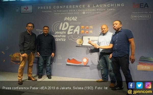 Pasar idEA 2019 Akan Hadirkan 250 Penjual Online - JPNN.com