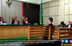 Korupsi Dana Desa, Kades Balai Semurup Dituntut 6 Tahun 6 Bulan Penjara - JPNN.com