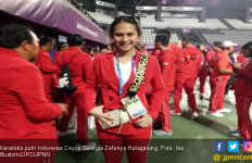 Demi SEA Games 2019, Karateka Cantik Indonesia Hindari Micin - JPNN.com