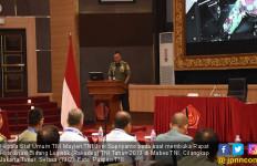 Pesan Penting Kasum TNI Saat Rapat Koordinasi Logistik 2019 - JPNN.com