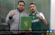 Reeekkk, Damian Lizio Resmi Gabung Persebaya - JPNN.com