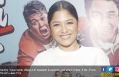 Nadine Waworuntu Dilarang Orang Tua Beradegan Film Dewasa - JPNN.com