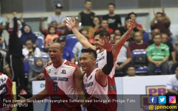 Final Proliga Samator vs BNI: Semoga Rivan Baik-Baik Saja - JPNN.com