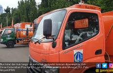 Pemprov DKI Jakarta Kerahkan 23 Bus Toilet untuk Peserta Munajat 212 - JPNN.com