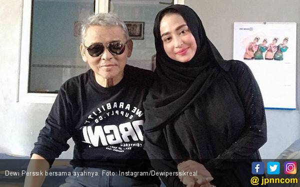 Dewi Perssik Ucap Terima Kasih Kepada Anang Hermansyah - JPNN.com