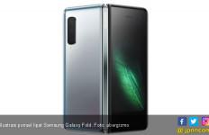 Resmi Dirilis, Ponsel Lipat Samsung Galaxy Fold Dibanderol Setara Honda PCX - JPNN.com