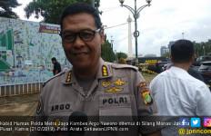 234 Anggota Polri Jadi Korban Kerusuhan 21 - 22 Mei - JPNN.com