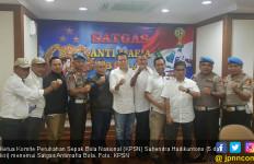 Ketua KPSN: Negara Tidak Boleh Kalah Lawan Mafia Bola - JPNN.com