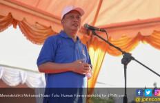 Nasir: Pak Jokowi Sudah Berpikir Jauh ke Depan - JPNN.com