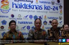 Di Depan Para Rektor, Menristekdikti Ajak Coblos Satu Kali - JPNN.com