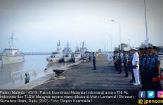 Patroli Koordinasi Malaysia - Indonesia 143/19 Resmi Dibuka di Belawan - JPNN.com