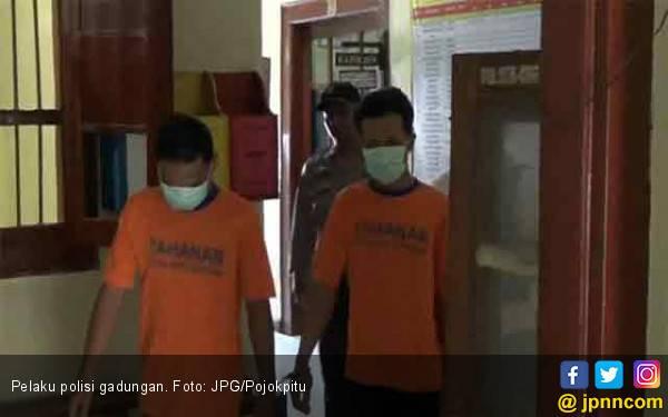 Catut Nama Wakapolda Jatim, Tipu Penerimaan Anggota Polisi - JPNN.com