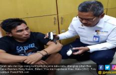 Kurir Sabu-sabu Asal Lombok Tertangkap di Batam - JPNN.com
