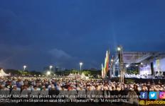 Ahlan wa Sahlan, Peserta Malam Munajat 212 datang Pakai Ongkos Sendiri? - JPNN.com