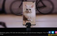 Ada Mode Khusus Instagram di Samsung Galaxy S10 - JPNN.com