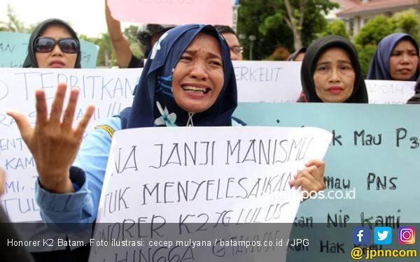 Menjemput Regulasi Honorer K2 Jadi PNS Lewat Silatnas, Mungkinkah? - JPNN.com