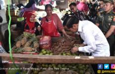 Mendadak Jokowi Beli Kedondong 4 Kg, Jeruk 2 Kg dan Ayam 2 Ekor - JPNN.com
