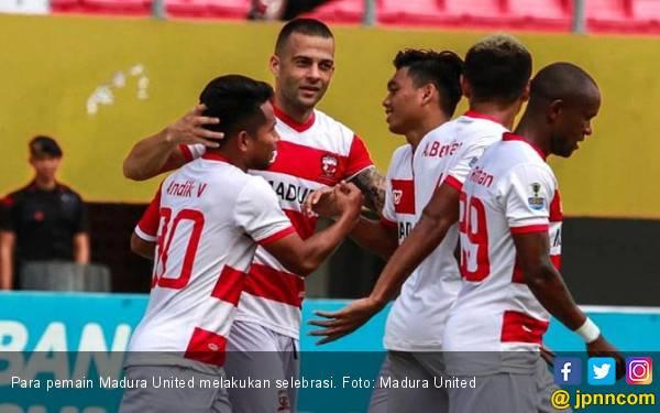Madura United Segera Coret Pemain Asing - JPNN.com