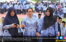 Percepat PP Pembayaran THR Jelang Pilpres, Pak Jokowi Panik? - JPNN.com