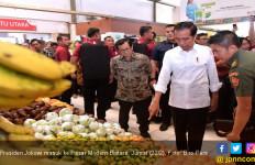 Masuk Pasar Modern Bintaro, Jokowi: Harga Sangat Stabil - JPNN.com