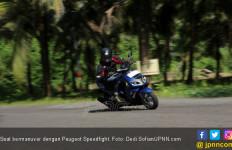 Test Ride Peugeot Speedfight : Terkaman Si Singa Kecil - JPNN.com