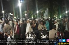 Peserta Munajat Jawab Nomor 2 Ketika Zulhasan Tanyai Pilihan Dalam Pilpres - JPNN.com