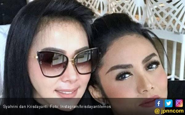 Doa Krisdayanti untuk Syahrini, Semoga Menjadi Istri yang Baik - JPNN.com