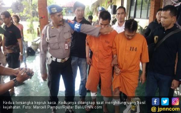 Polisi Tembak Dua Spesialis Kepruk Kaca Mobil Jaringan Sumatera - JPNN.com