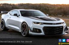 Chevrolet Camaro Pakai Transmisi Baru, Larinya Makin Kencang - JPNN.com